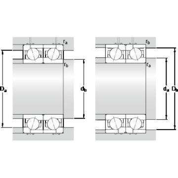 90 mm x 125 mm x 18 mm Ball diameter Dw SKF 71918 CE/P4AH1 ISO class 2 ABMA ABEC9 Precision Bearings
