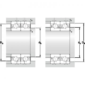 15 mm x 32 mm x 9 mm ra max. SKF 7002 CE/P4AH Lower Torque Precision Bearings