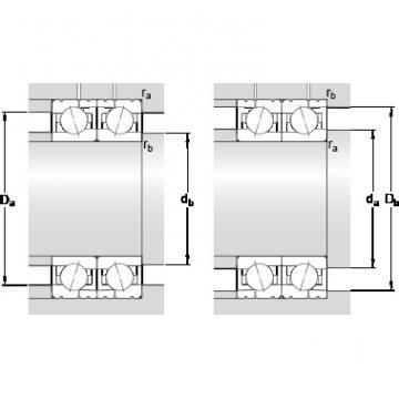 120 mm x 165 mm x 22 mm Preload class A GA SKF 71924 CE/P4AL ISO class 2 ABMA ABEC9 Precision Bearings