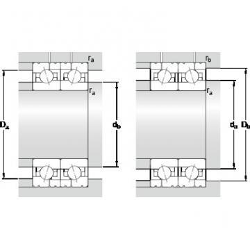 70 mm x 110 mm x 20 mm Calculation factor (single, tandem) X2 SKF 7014 ACE/P4AL Lower Torque Precision Bearings